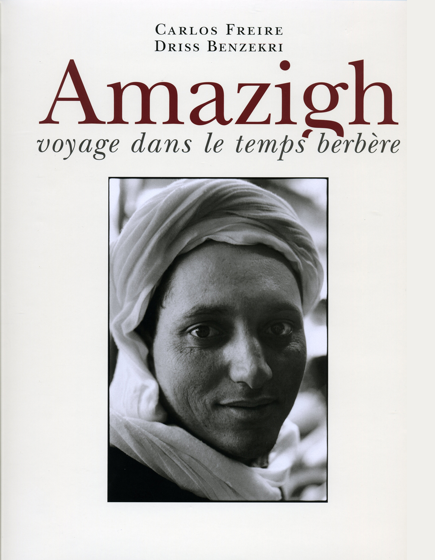 Amazigh, in Morocco with Driss Benzekri